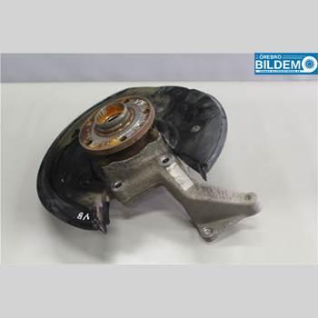 Hjullagerhus/Spindel Vänster Bak VW SHARAN 11- 2,0 TDI.VW SHARAN 4-MOTION 2013 3C0505433G