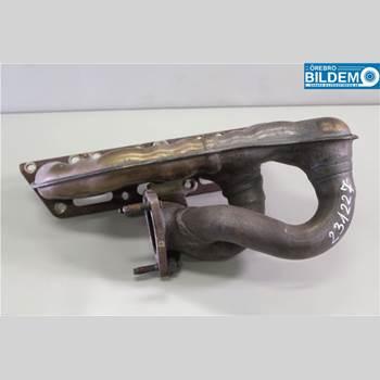 Grenrör Avgas AUDI A4/S4 01-05 2,0 I.AUDI A4 2001 06D253031C