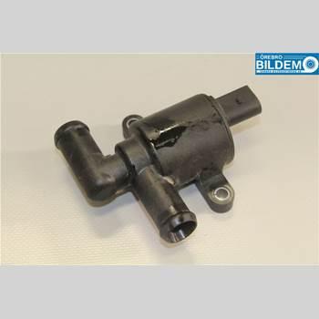 Värme Cirkulationspump AUDI A4 12-15 2,0 TDI.AUDI A4 AVANT QUATTRO 2013 4H0121671D