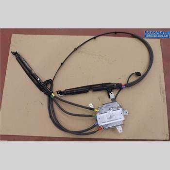BMW 5 F10/F11/F18 09-17 520D N47-D20C 2011 51437232773