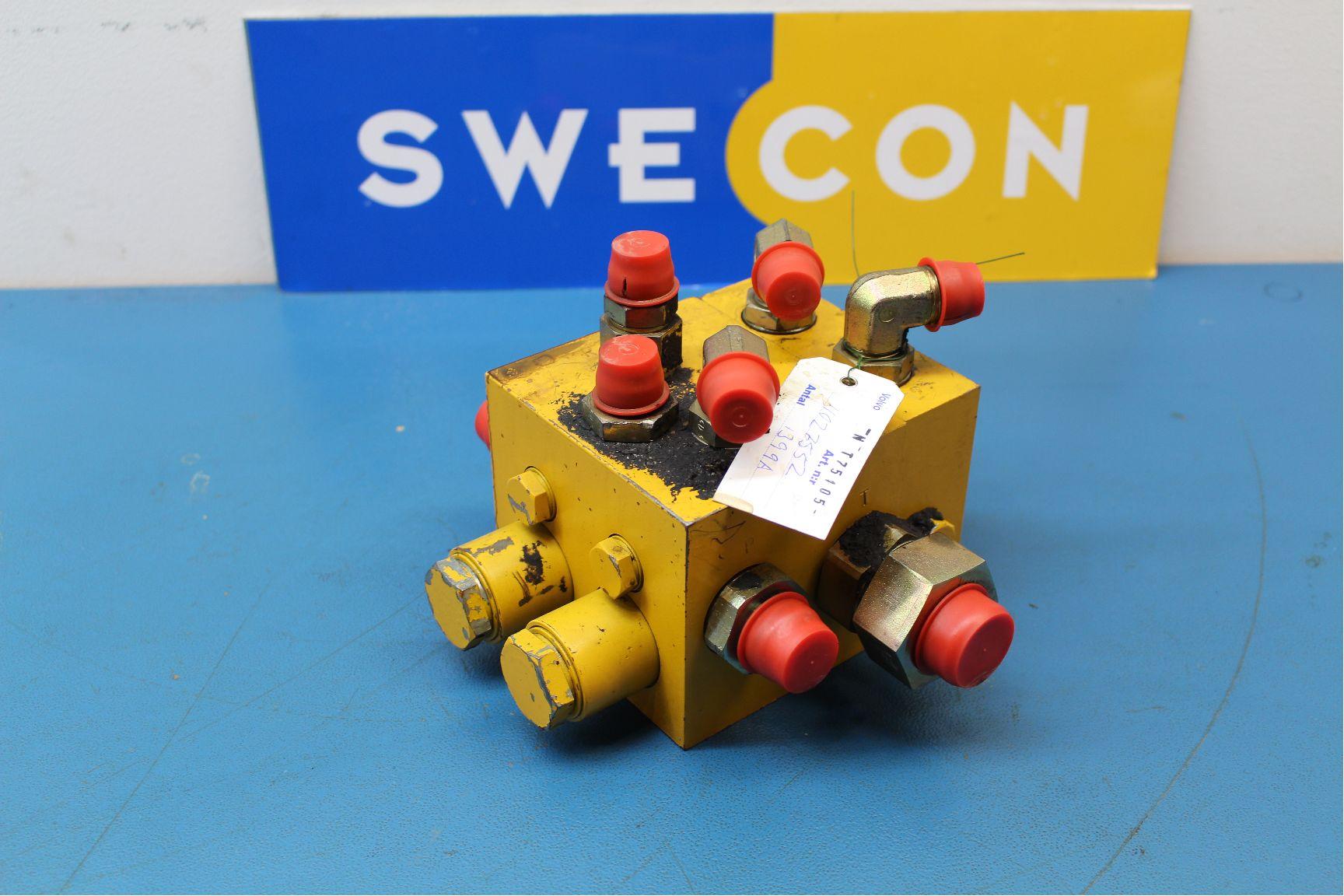 Styrning övrigt till L180DHL SW VOE11027552 (0)