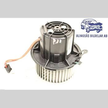 AC Värmefläkt MB E-KLASS (W212) 09-16 4DSED 350CDi AUT SER ABS 2010