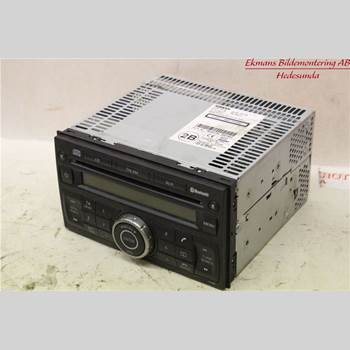 CD Radio NISSAN NOTE E11 06-14  NOTE 5D 1, 2008