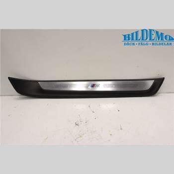 BMW X1 E84 10-15 BMW X1 25D XDRIVE 2013 51478047746