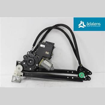 Fönsterhiss Elektrisk Komplett FORD GALAXY     00-06 XY 2001 YM21-A27001-AA