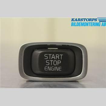 Startknapp Personbil VOLVO V40 CROSS COUNTRY 13- D3 2.0 2WD SUMMUM 2013 31456645