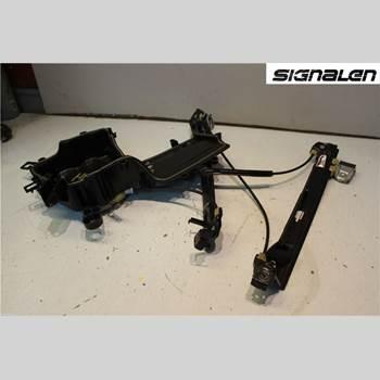 Fönsterhissmekanism SEAT LEON 06-12  2008 1P0837462A