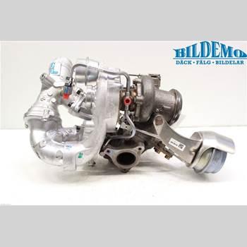 Turboaggregat MB C-KLASS (W205) 14- MB C220D 4MOTION BLUETEC 2016 A6510901586