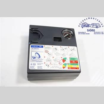 FORD FIESTA 09-12 1,4 TDCI FORD JR8 2011 kompressor
