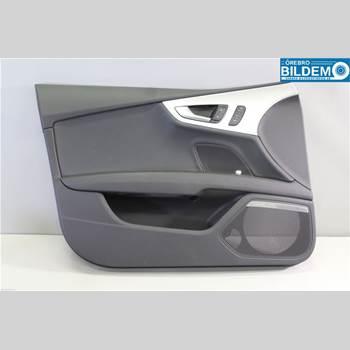 Dörrklädsel Vänster AUDI A7/S7 4G 11-17 3,0 TDI.AUDI A7 SPORTB QUATTRO 2015 4G8867103S