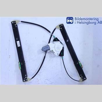 Fönsterhiss Elektrisk Komplett AUDI A4 12-15  ALLROAD QU 2013 8T0959801B