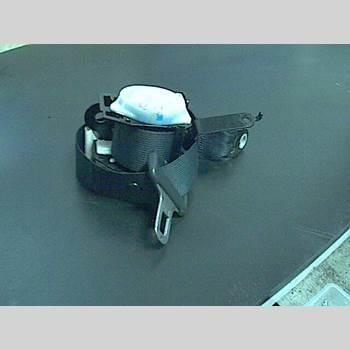 Säkerhetsbälte Höger Bak TOYOTA AVENSIS   03-06 TOYOTA AVENSIS 2003