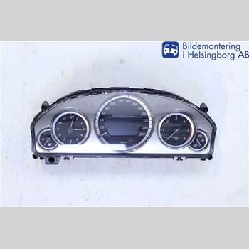 Kombi. Instrument MB E-KLASS (W212) 09-16  E 250 CDI 2010 A2129004904