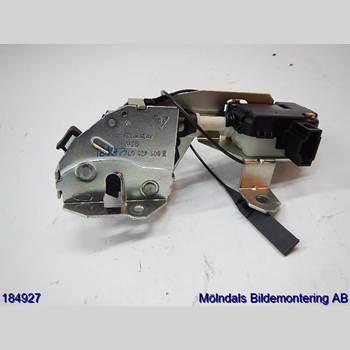 Låskista Baklucka VW TOUAREG I 03-10 VW TOAREG V6 TDI PART.F. 2008 7L0827506E
