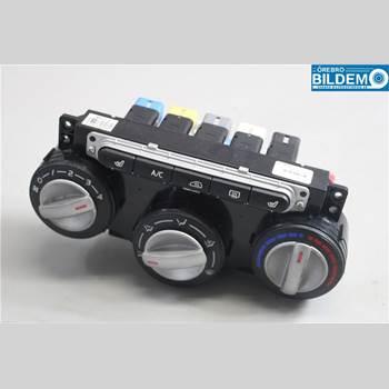 AC Styrenhet AC Manöverenhet HYUNDAI i10 08-13 1.2 5VXL 5VXL 2008 972500X040S4
