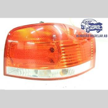 Bakljus Höger AUDI A3/S3     04-05 3DCS 1,6FSi 6VXL SER ABS 2004 8P0945096