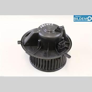 AC Värmefläkt VW CADDY      04-10 2,0 SDI.VW CADDY SKÅP 2005 1K1819015F