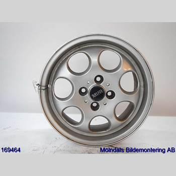 Aluminiumfälg MINI COUPE R50/53 01-06 MINI MINI COOPER 2003