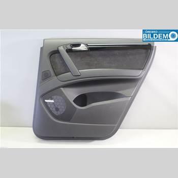 Dörrklädsel Höger AUDI Q7/SQ7 4,2 TDI.AUDI Q7 2011 4L0867304AC