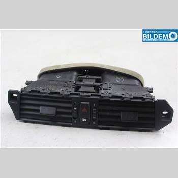 Defrosterkanal/Munstycke BMW 5 E60/61 Sed/Tou 02-10 523 6VXL 4D SEDAN 2006 64226910734
