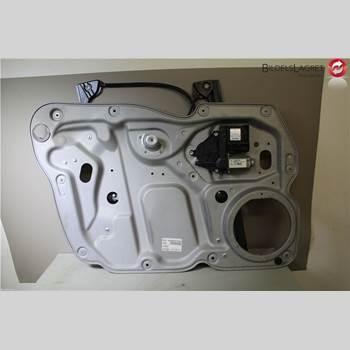 Fönsterhiss Elektrisk Komplett VW CADDY      04-10 VW CADDY SKÅP 2005 2K2837729M