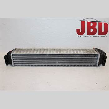 Laddluft/Intercooler Kylare VW SHARAN      01-10 VW SHARAN TURBO  2003 7M3145805