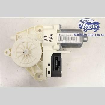Fönsterhissmotor RENAULT LAGUNA III 11-15 5DCBI 1,5DCi 6VXL SER ABS 2011