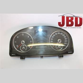 INSTRUMENT HAST VW CADDY 11-15 VOLKSWAGEN, VW  2KN 2013 2K0920875LX