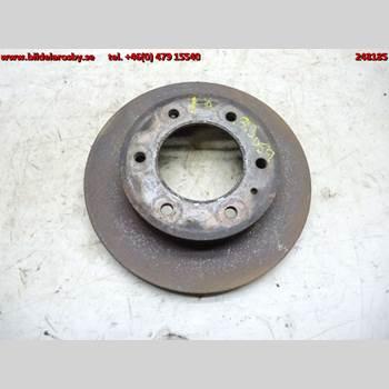 Bromsskiva Fram FORD RANGER EU/USA 83-06 2,5 TD.EU 2002