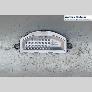 Värmefläktsmotstånd VW GOLF / E-GOLF VII 13- 1,4tsi 2014 5Q0907521E