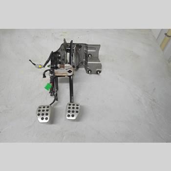 Pedal Gas/Broms/Koppling PEUGEOT 207 207 CAB 2007