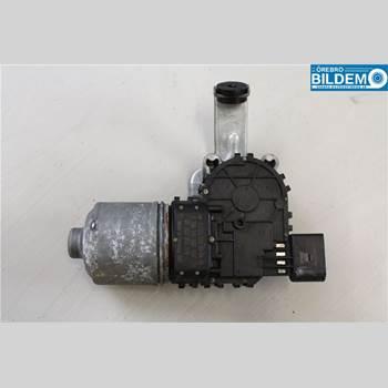 Torkarmotor Vindruta SKODA FABIA 99-07 1,4 I.SKODA FABIA CLASSIC 2000 6Q1955119