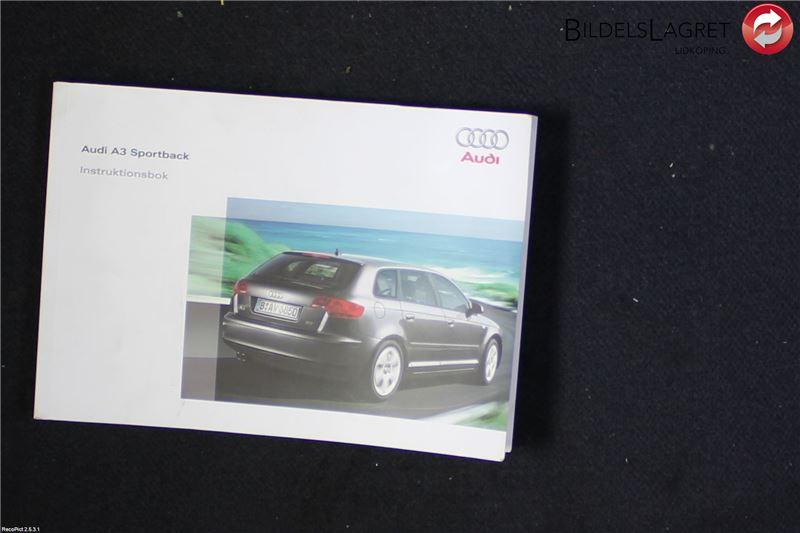 till AUDI A3/S3 2004-2005 LI bil (0)