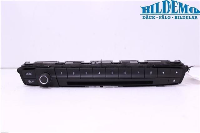 RADIO CD/MULTIMEDIAPANEL till BMW 3 GT F34 202013- B 61319363500 (0)