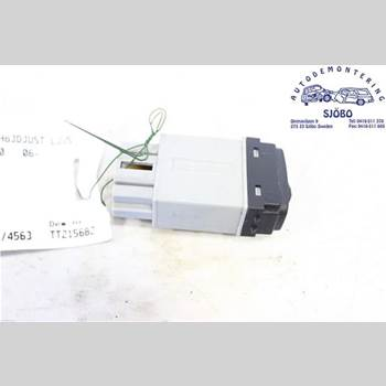 Strömställare Ljusviddsreglering MITSUBISHI L200 06-15 2.5  L200 DC 2006