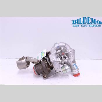 Turboaggregat MB C-KLASS (W205) 14-  220 BLUETE 2015 A6510901186