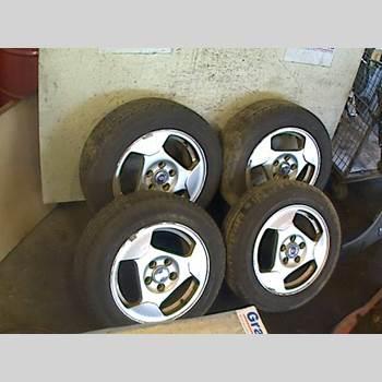 Aluminiumfälg Sats 4st SAAB 9-3 VER 1 98-03 SAAB 9-3 SE 5D 2.0T M1 1999 4779260