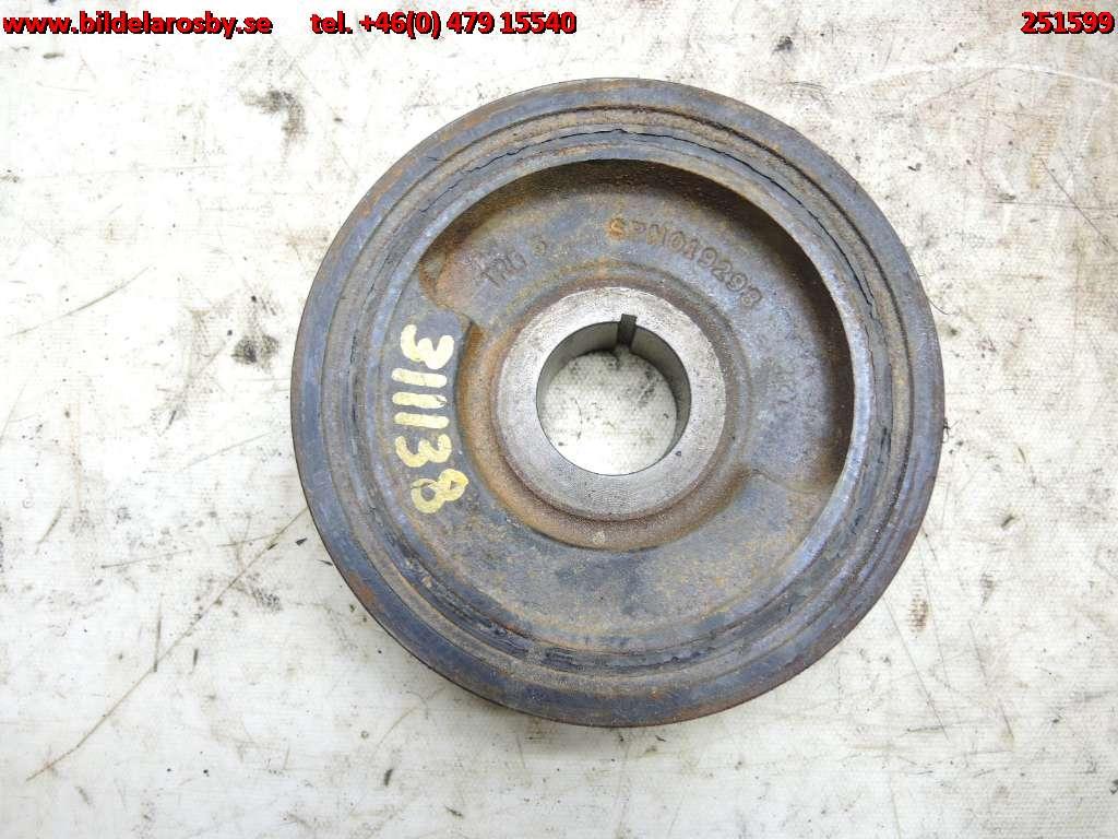 Vibrationsdämpare till CHEVROLET SILVERADO PICKUP US 97374383 (0)