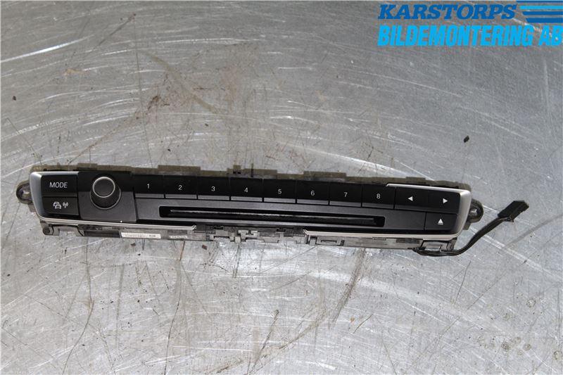 CD Radio till BMW 1 F20/F21 2011-2019 K 61319323554 (0)