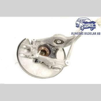 Hjullagerhus/Spindel Vänster Bak 5DCBI 2,0TDi 6VXL 4*4 SER ABS 2011 8K0505431AH