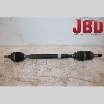 DRIVAXEL FRAM HÖGER MB ML (W163) 97-05 MERCEDES-BENZ ML 320 1999 A1633300501