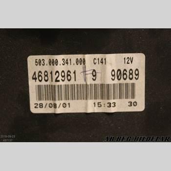 Hastighets Mätare FIAT PUNTO 00-18 80 ELX 16V 2002