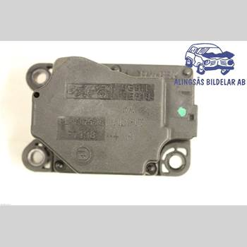 AC Reglermotor VOLVO V60 11-13 5DCBI D4162T 6VXL SER ABS 2012