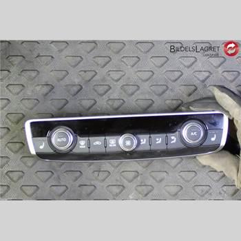 AC Styrenhet AC Manöverenhet AUDI A3/S4 (8V) 13-20  A3 SPORTBA 2014 8V0820043DIMJ