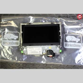 Bildskärm AUDI A3/S4 (8V) 13-20  A3 SPORTBA 2014 8V0857273M6PS