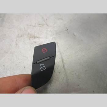 Strömställare Centrallås AUDI Q7/SQ7 AUDI Q7 3.0 TDI TIPTR 2009 4L1962107A