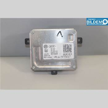 Styrenhet - Xenon AUDI A6/S6 12-18 3,0 TDI.AUDI A6 AVANT QUATTRO 2012 4G0907697D