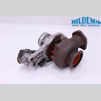 Turboaggregat MINI CLUBMAN R55 06-14 MINI COOPER CLUBMAN 1,6D KOMBI 2013 11658506724