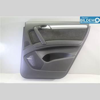 Dörrklädsel Höger AUDI Q7/SQ7 3.6 FSI.AUDI Q7 2007 4L0867304B