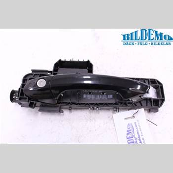Dörrhandtag Vänster Yttre MB ML/GLE-KLASS (W166) 12-19 MERCEDES ML 350 BLUTEC 2013 A2047602334